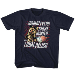 Image for Monster Hunter Loyal Palico Youth T-Shirt
