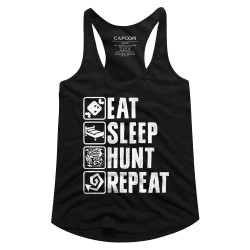 Image for Monster Hunter Juniors Tank Top - Hunt Repeat