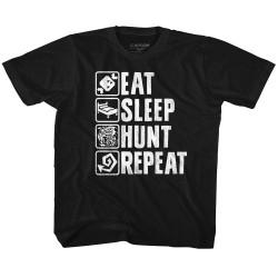 Image for Monster Hunter Hunt Repeat Toddler T-Shirt
