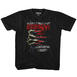 Image for Resident Evil Something Else Youth T-Shirt