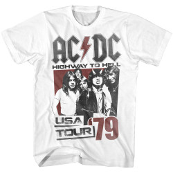 Image for AC/DC T-Shirt - Hell Tour '79 Classic
