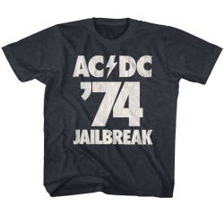 Image for AC/DC Jailbreak Classic Youth T-Shirt