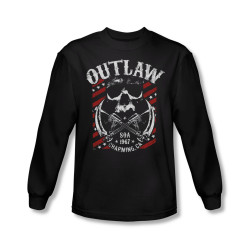 Image for Sons of Anarchy Long Sleeve Shirt - Outlaw