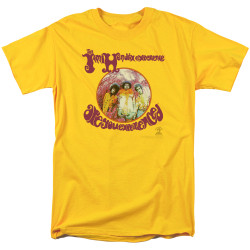 Image for Jimi Hendrix T-Shirt - Are you Experienced Cover