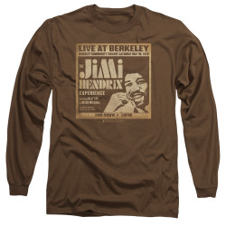 Image for Jimi Hendrix Long Sleeve Shirt - Second Set