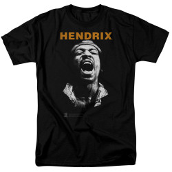Image for Jimi Hendrix T-Shirt - Listen