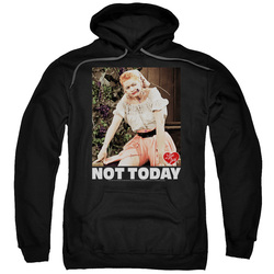 Image for I Love Lucy Hoodie - Not Today
