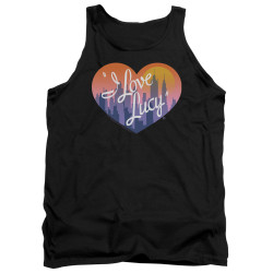 Image for I Love Lucy Tank Top - Heart of the City
