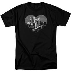 Image for I Love Lucy T-Shirt - Nostalgic City