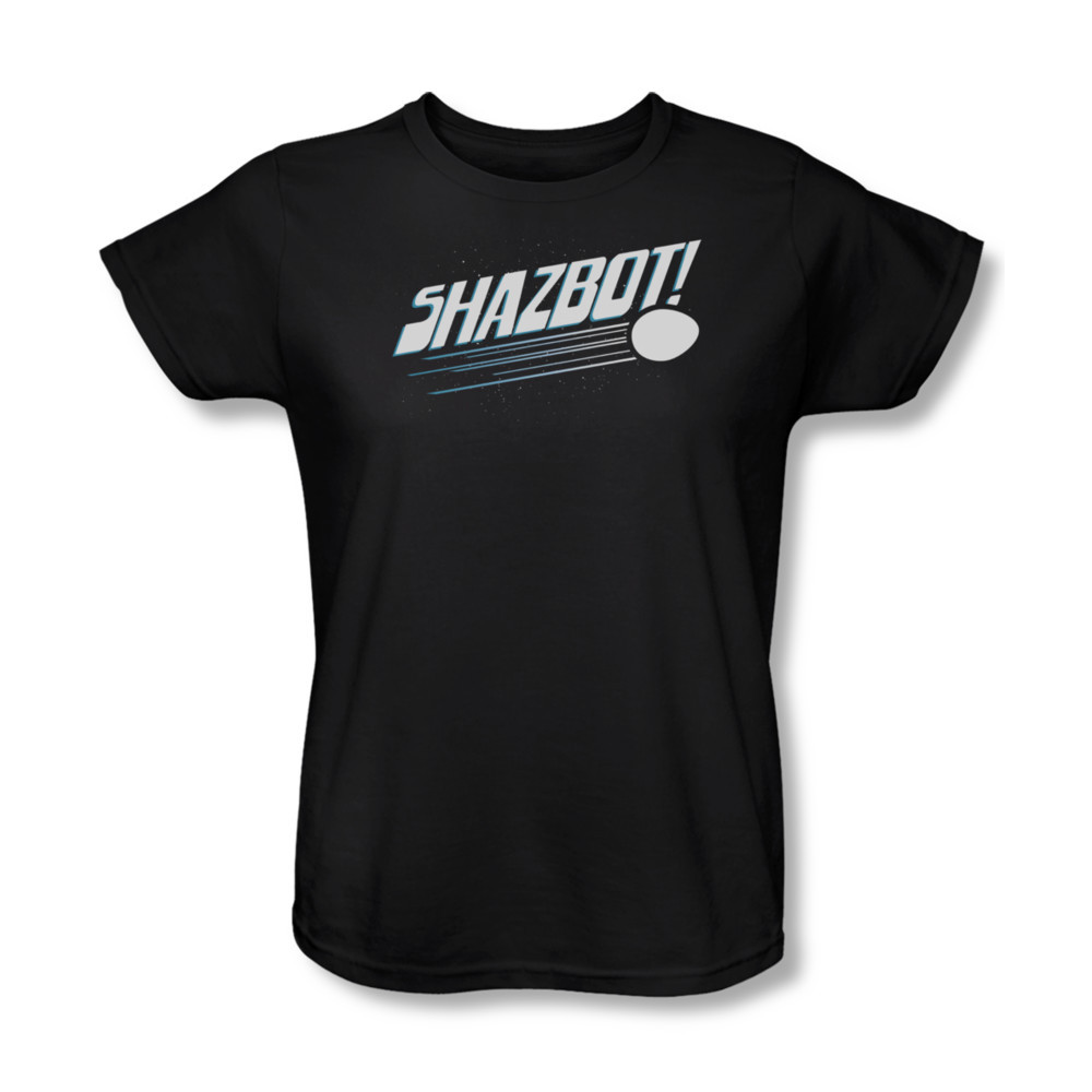 3ebcaafb Mork & Mindy Woman's T-Shirt - Shazbot Egg - NerdKungFu