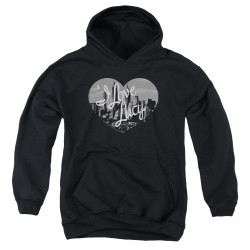 Image for I Love Lucy Youth Hoodie - Nostalgic City