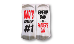 Image for Dad's Rules Socks