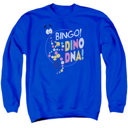 Image for Jurassic Park Crewneck - Bingo Dino DNA
