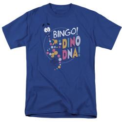 Image for Jurassic Park T-Shirt - Bingo Dino DNA