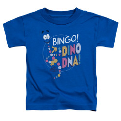 Image for Jurassic Park Bingo Dino DNA Poster Toddler T-Shirt