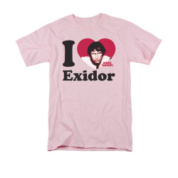 Image for Mork & Mindy T-Shirt - I Heart Exidor