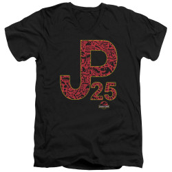 Image for Jurassic Park V Neck T-Shirt - JP25