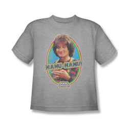 Image for Mork & Mindy Youth T-Shirt - Nanu Nanu