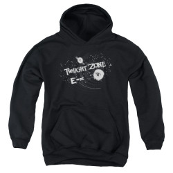Image for The Twilight Zone Youth Hoodie - E=MC2