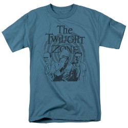 Image for The Twilight Zone T-Shirt - Eye of the Beholder