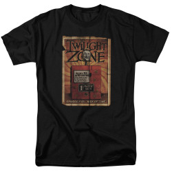 Image for The Twilight Zone T-Shirt - Seer