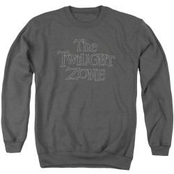 Image for The Twilight Zone Crewneck - Spiral Logo