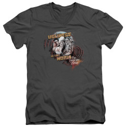 Image for The Twilight Zone T-Shirt - V Neck - The Norm
