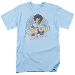 Image for The Brady Bunch T-Shirt - Wig Out
