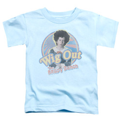 Image for The Brady Bunch Toddler T-Shirt - Wig Out