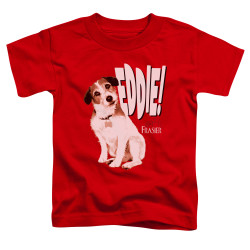 Image for Frasier Toddler T-Shirt - Eddie