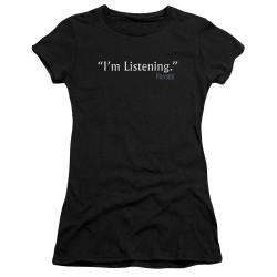 Image for Frasier Girls T-Shirt - I'm Listening