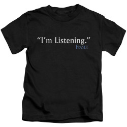 Image for Frasier Kids T-Shirt - I'm Listening