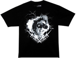 Young Frankenstein T-Shirt - Goggles and Lightning Bolts