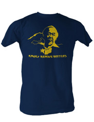 Image for Karate Kid T Shirt - Kindly Remove Bottles