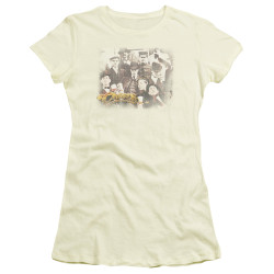 Image for Cheers Girls T-Shirt - Opening Distressed