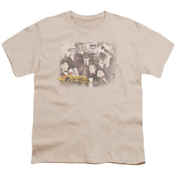 Image for Cheers Youth T-Shirt - Opening Distressed