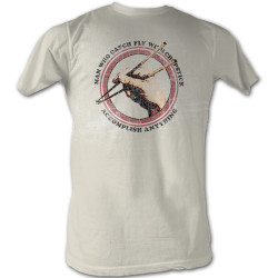 Image for Karate Kid T Shirt - Accomplish Anything