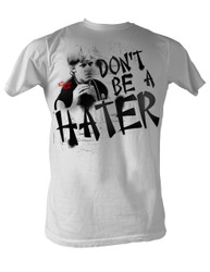 Image for Karate Kid T Shirt - Don't be a Hater