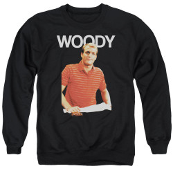 Image for Cheers Crewneck - Woody Boyd