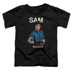 Image for Cheers Toddler T-Shirt - Sam Malone