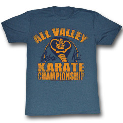 Image for Karate Kid T Shirt - All Valley