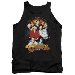 Image for Cheers Tank Top - Group Shot