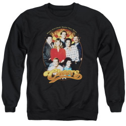 Image for Cheers Crewneck - Group Shot