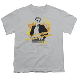 Image for CSI Miami Youth T-Shirt - Hand on Hips