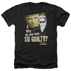 Image for CSI Miami Heather T-Shirt - So Guilty
