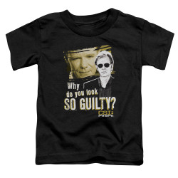 Image for CSI Miami Toddler T-Shirt - So Guilty