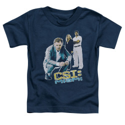 Image for CSI Miami Toddler T-Shirt - Perspective