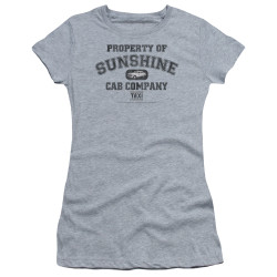Image for Taxi Girls T-Shirt - Property of Sunshine Cab
