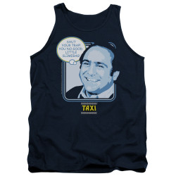 Image for Taxi Tank Top - Shut Your Trap