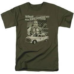 Image for Taxi T-Shirt - What's a Matta